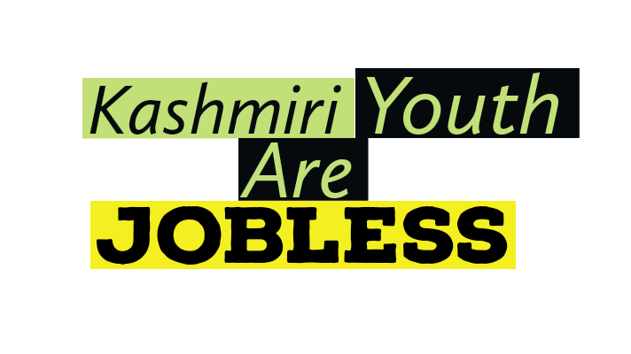 Jammu and Kashmir Youth Jobless
