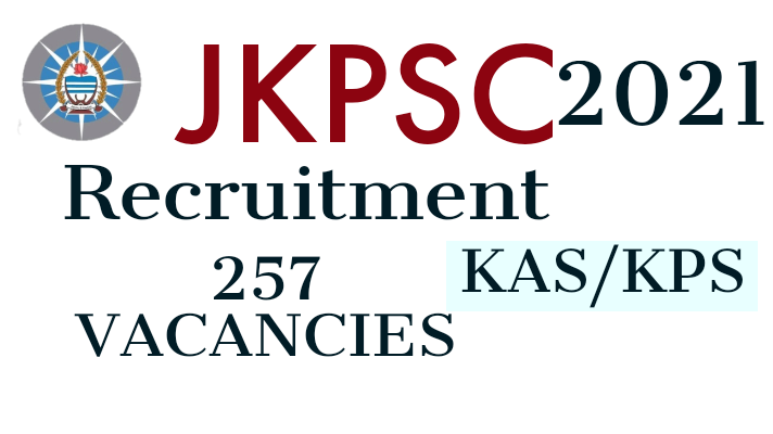 JKPSC KAS Exam 2021