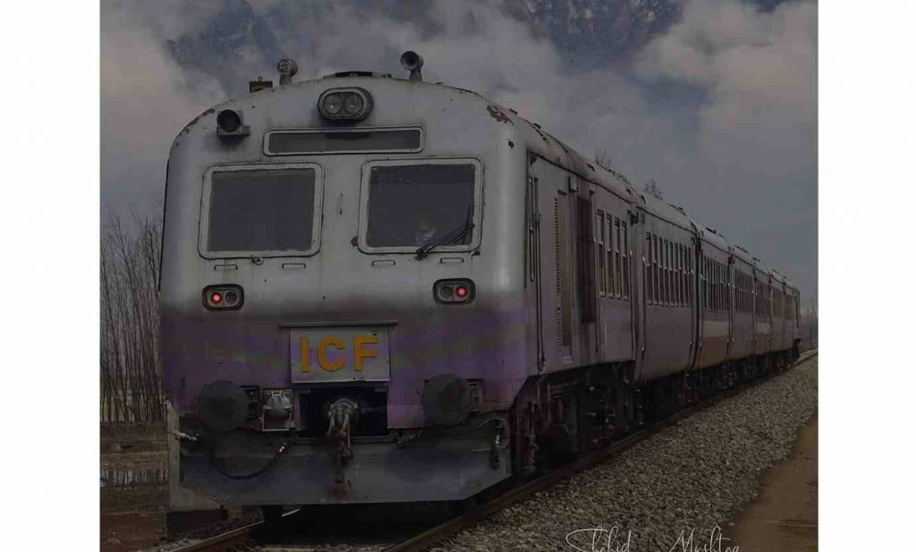 Kashmir Railways, Pampore Railway Station