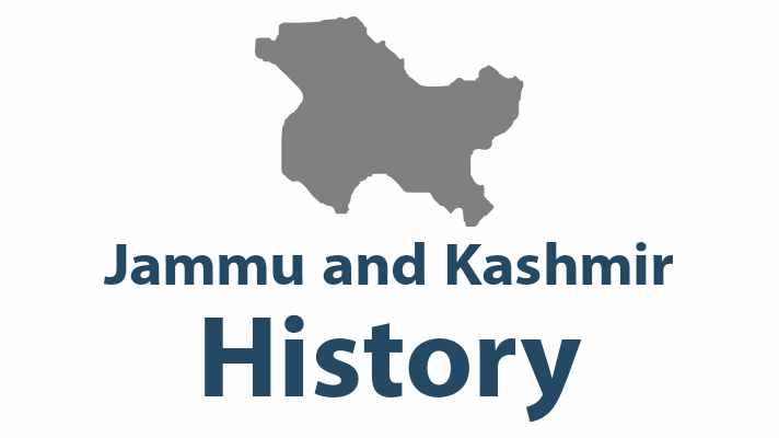 History of Jammu and Kashmir