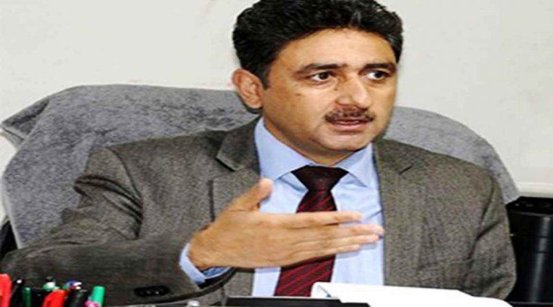 Khalid Jhangir KAS